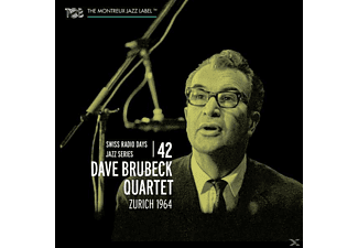The Dave Brubeck Quartet - Swiss Radio Days Vol.42-Zurich 1964 - (CD)