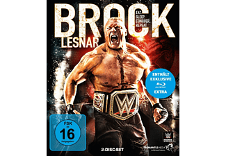 Brock Lesnar-Eat,Sleep,Conquer,Repeat - (Blu-ray)