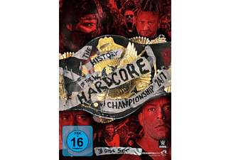 The History Of The Hardcore Championship 24/7 - (DVD)