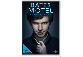 Bates Motel - Season 4 - (DVD)
