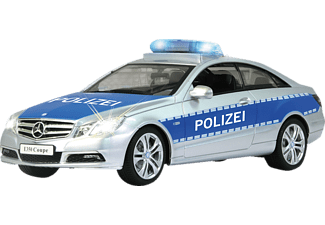 jamara 410023 mercedes e350 coupe 1 16 polizei 2 4 ghz. Black Bedroom Furniture Sets. Home Design Ideas