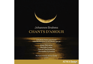 Kimy Mc Laren - Chants D'Amour - (CD)