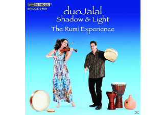 Duojalal - Shadow & Light-The Rumi Experience [CD]