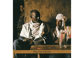 G Spearman - Blues For Falasha [CD]