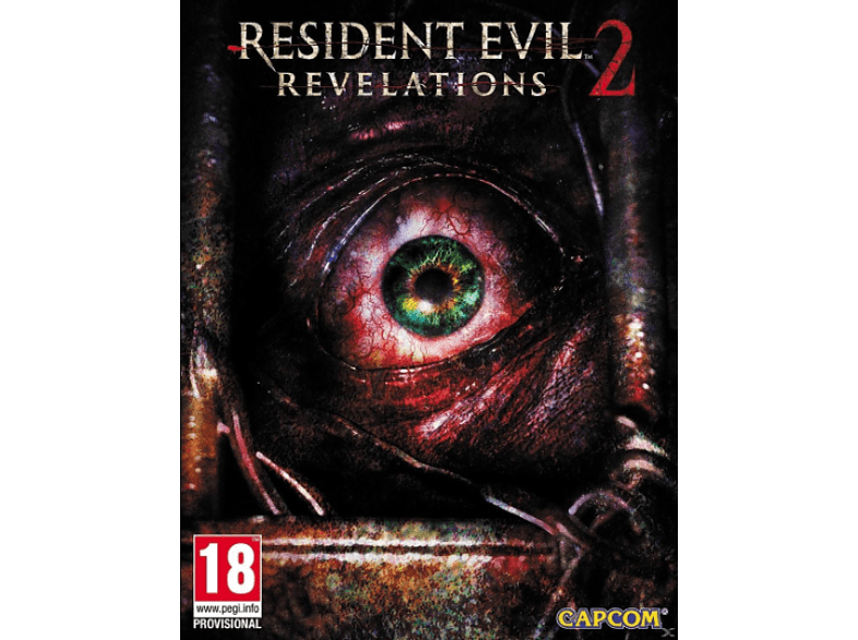 Resident Evil Revelations 2 (code in a box) PC gaming   offline pc παιχνίδια pc computing   tablets   offline παιχνίδια pc gami