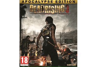 Dead Rising 3: Apocalypse Edition (code in a box) PC
