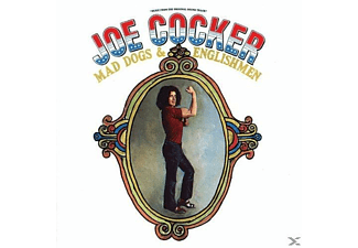 Joe Cocker - Mad Dogs & English Men (Vinyl) [Vinyl]