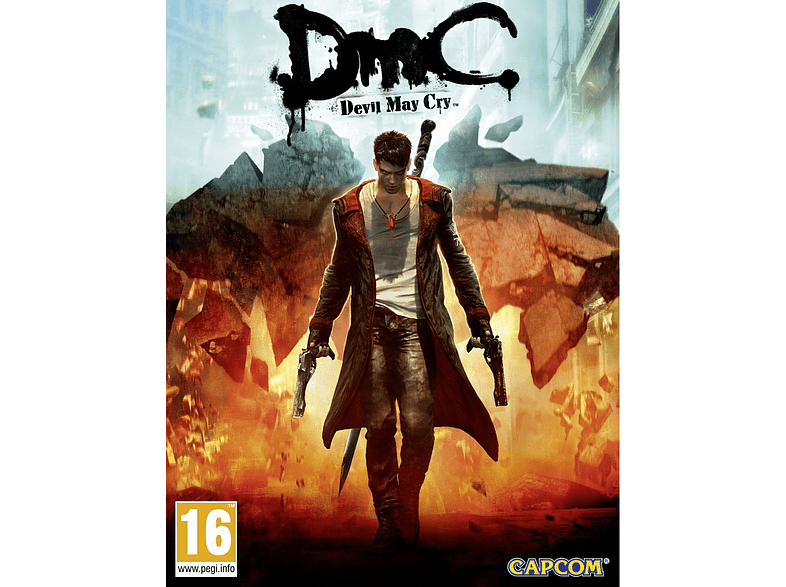 Devil May Cry (Code in a box) PC gaming   offline pc παιχνίδια pc computing   tablets   offline παιχνίδια pc gami
