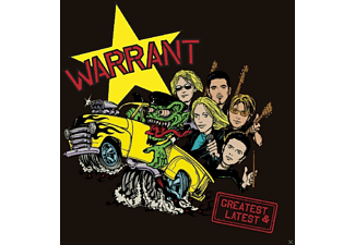 Warrant - Greatest & Latest - (Vinyl)
