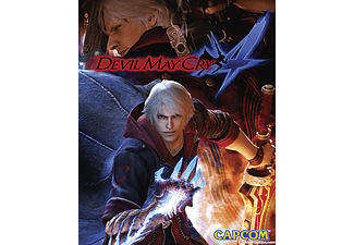 Devil May Cry 4 (Code in a box) PC