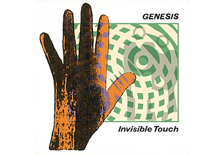 Genesis Invisible Touch Βινύλιο