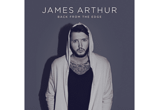 James Arthur - Back from the Edge [CD]