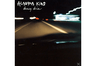Alabama Kids - Drowsy Driver (Black Vinyl+CD) [LP + Bonus-CD]