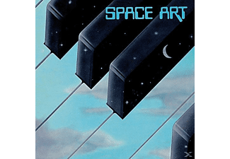 Space Art - Space Art (Onyx) (LP+CD) - (Vinyl)
