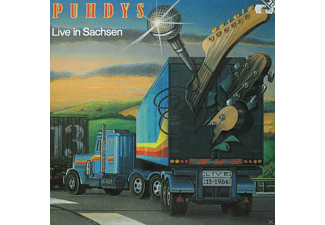 Puhdys - Live in Sachsen - (CD)