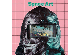 Space Art - Trip In The Center Head (LP+CD - (LP + Bonus-CD)