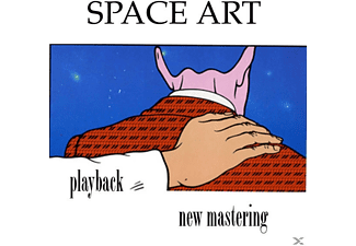 Space Art - Playback (LP+CD) - (LP + Bonus-CD)