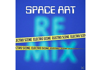 Space Art - Remix (2x12Inch) - (LP + Bonus-CD)