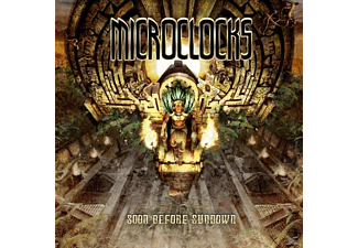 Microclocks - SOON BEFORE SUNDOWN [CD]