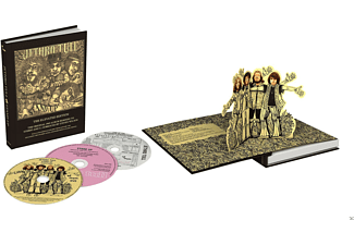 Jethro Tull - Stand Up - (CD + DVD Video)