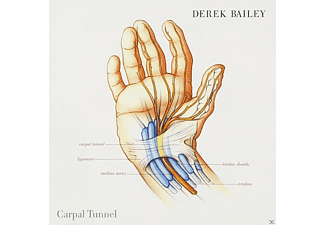 Derek Bailey - Carpal Tunnel - (CD)