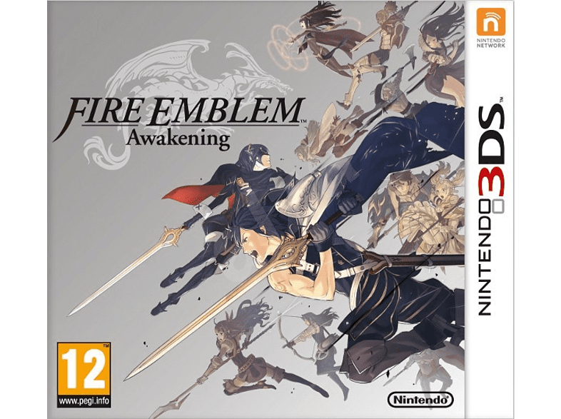 Fire Emblem: Awakening Nintendo 3DS gaming φορητές κονσόλες games 2ds  3ds gaming   offline nintendo 3ds παιχνίδια 3