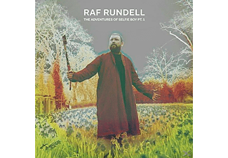 Raf Rundell - The Adventures Of Selfie Boy Pt.1 - (CD)