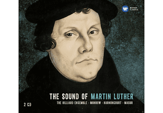 Hilliard Ensemble - The Sound Of Martin Luther [CD]