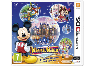 Disney Magical World Nintendo 3DS