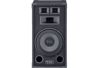 MAC-AUDIO Soundforce 1300, Regallautsprecher, 400 Watt, Schwarz