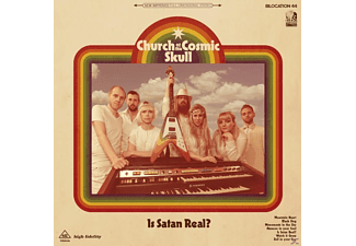 Church Of The Cosmic Skull - Is Satan Real ? - (CD)