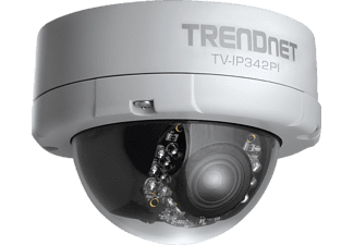 TRENDNET TV-IP342PI, Dome-Kamera, 1920 x 1080 Pixel, Grau