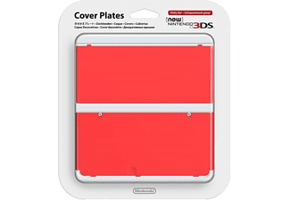 NINTENDO Coverplate 018 Red