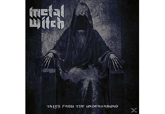 Metal Witch - Tales From The Underground [CD]
