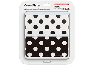 NINTENDO Coverplate 015 Black & White Mix