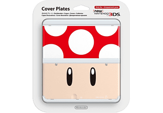 NINTENDO Coverplate 007 Red Toad