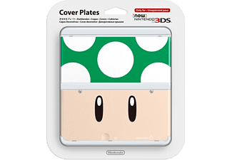 NINTENDO Coverplate 008 Green Toad