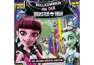 Monster High - Welcome to Monster High-Original Hörspiel z.Film - (CD)