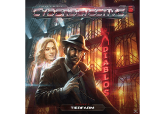 Cyberdectective: Episode 2-Tierfarm - 1 CD - Kinder/Jugend