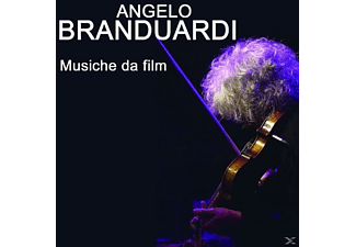 Angelo Branduardi - Musiche Da Film - (CD)