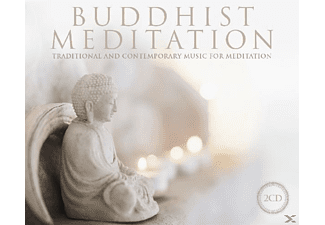 VARIOUS - Buddhist Meditation - (CD)