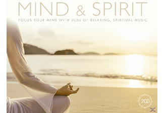 VARIOUS - Mind & Spirit - (CD)