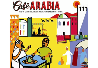 VARIOUS - Cafe Arabia - (CD)