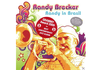 Brecker Randy - Randy In Brasil - (CD)