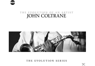 John Coltrane - John Coltrane-The Evolution Of An Artist - (CD)