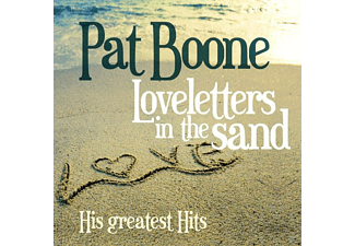 Pat Boone - Loveletters In The Sand-His Greatest Hits [CD]