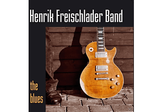 Henrik Freischlader Band - The Blues - (CD)