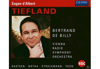 Billy de Bertrand, Rso Wien, Gasteen - Tiefland (GA) - (CD)