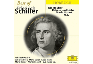 Best Of Friedrich Schiller - 2 CD - Hörbuch