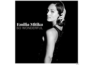 Emilia Mitiku - So Wonderful - (CD)